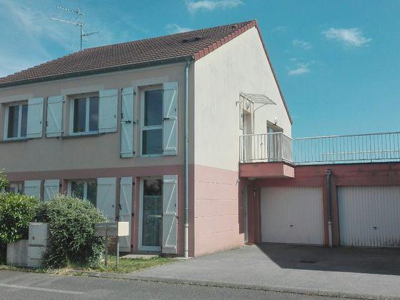 Vente appartement 4 pièces 80,02 m2