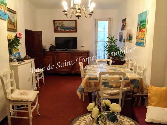 Vente appartement 3 pièces 69,2 m2