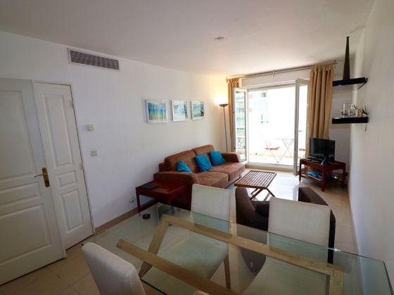Vente appartement 2 pièces 52,54 m2