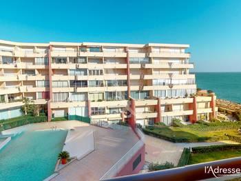 Appartement 2 pièces 32,83 m2