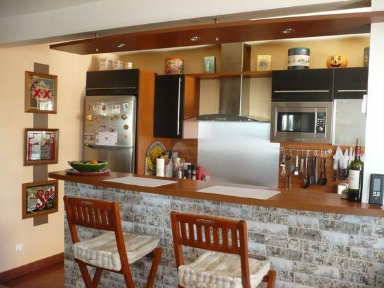Vente appartement 3 pièces 84,26 m2