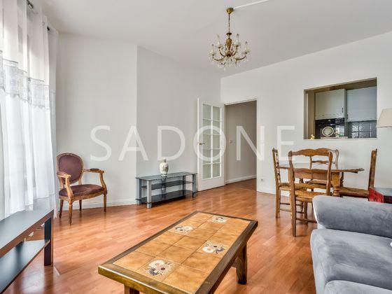 Vente appartement 2 pièces 55,78 m2