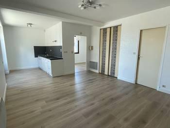 Appartement 2 pièces 40,46 m2
