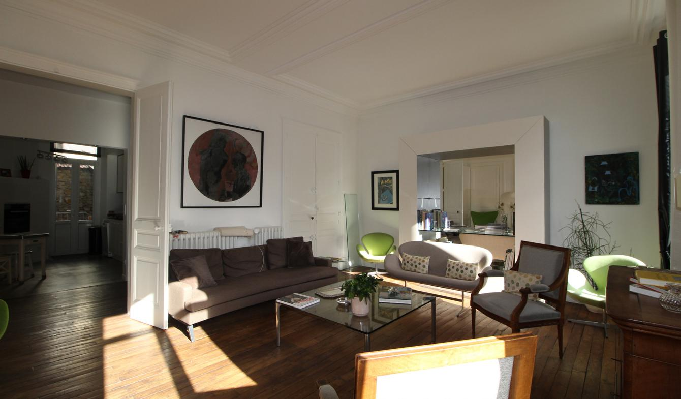 Apartment with terrace Limoges