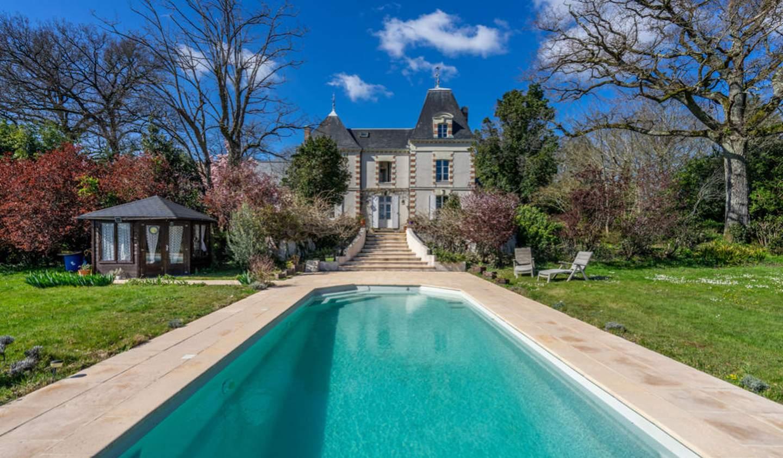 Hôtel particulier Thouaré-sur-Loire