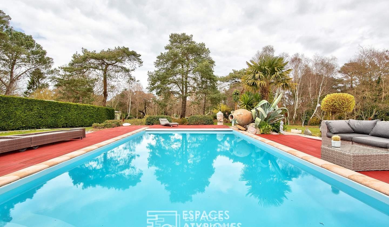 Maison avec piscine et terrasse Erquy