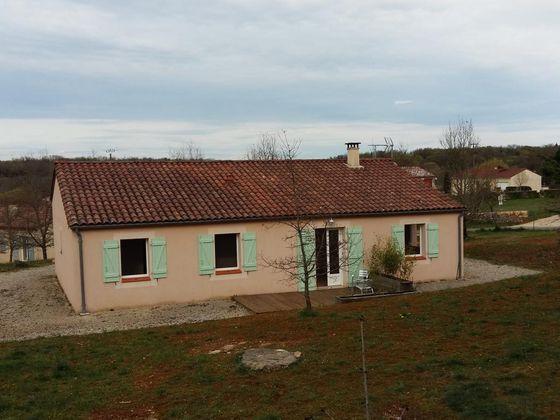 Location maison 4 pièces 97 m2