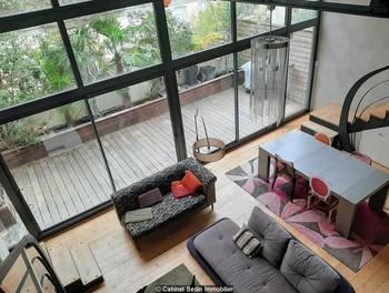 Appartement 4 pièces 152,8 m2