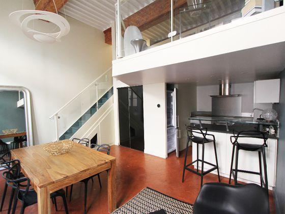Vente appartement 2 pièces 56,25 m2