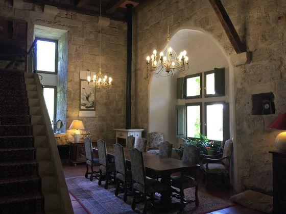 Vente château 9 pièces 375 m2