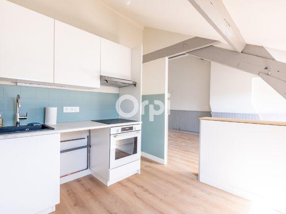 Location appartement 2 pièces 54,91 m2