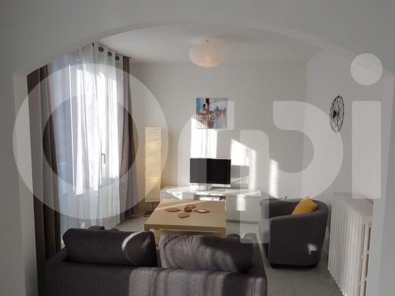 Location appartement meublé 4 pièces 76 m2