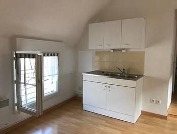 Appartement 2 pièces 29,9 m2