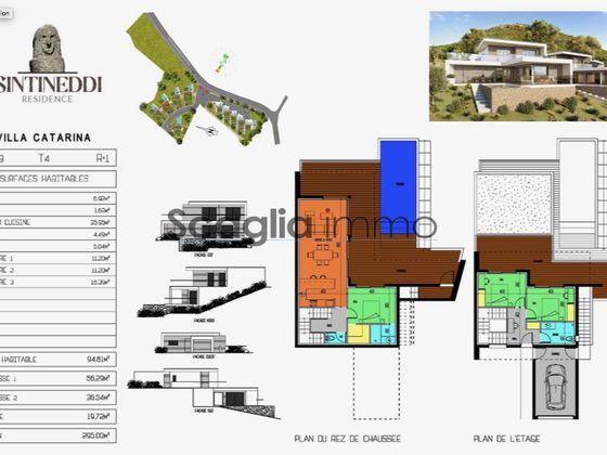 Vente maison 4 pièces 94,81 m2