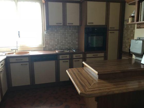 Vente appartement 6 pièces 141,21 m2