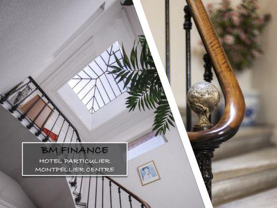 Vente hôtel particulier 8 pièces 640 m2