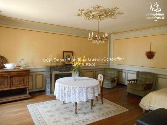 Vente maison 9 pièces 115 m2