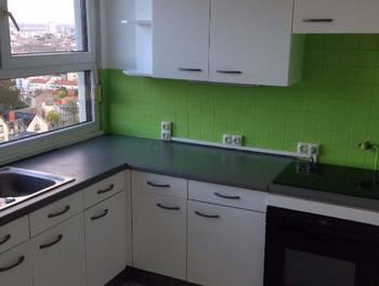 Appartement 3 pièces 58,07 m2