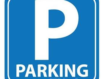 Parking 10,65 m2