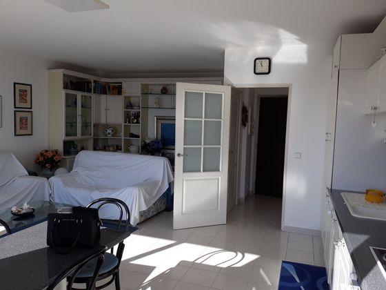 Vente appartement 3 pièces 71,21 m2