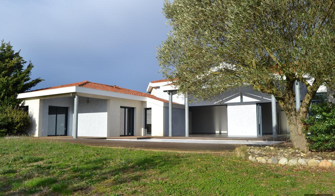 Maison avec piscine et terrasse Saint-Félix-Lauragais
