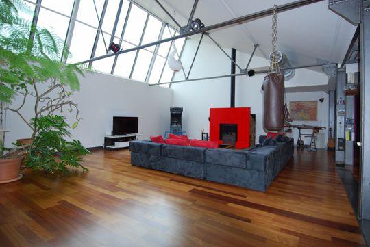 Appartement contemporain avec terrasse