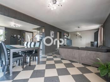 Maison 5 pièces 154,18 m2