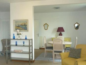 Appartement meublé 4 pièces 82,99 m2