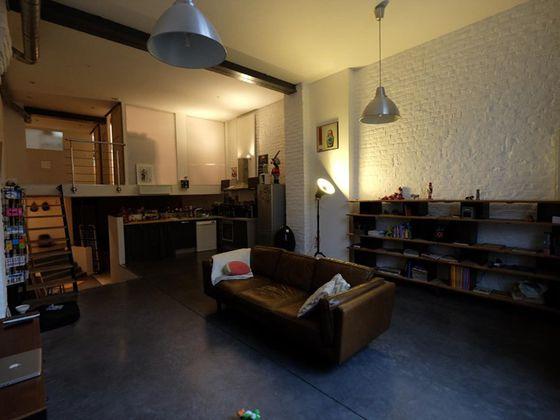 Vente loft 2 pièces 93 m2