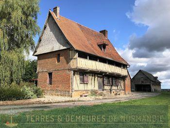 manoir à Montreuil-en-Caux (76)