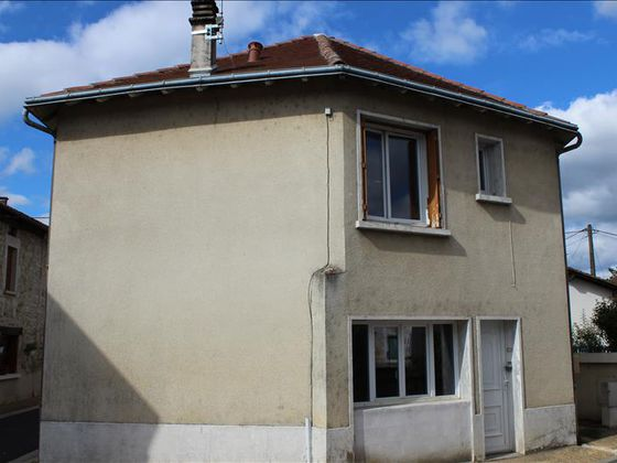 Vente maison 3 pièces 59 m2