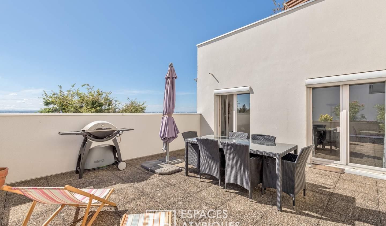 Appartement avec terrasse Chassieu