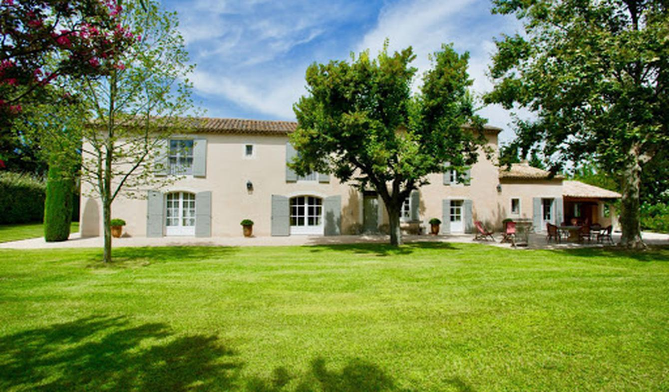 Villa with pool and terrace Saint-Andiol