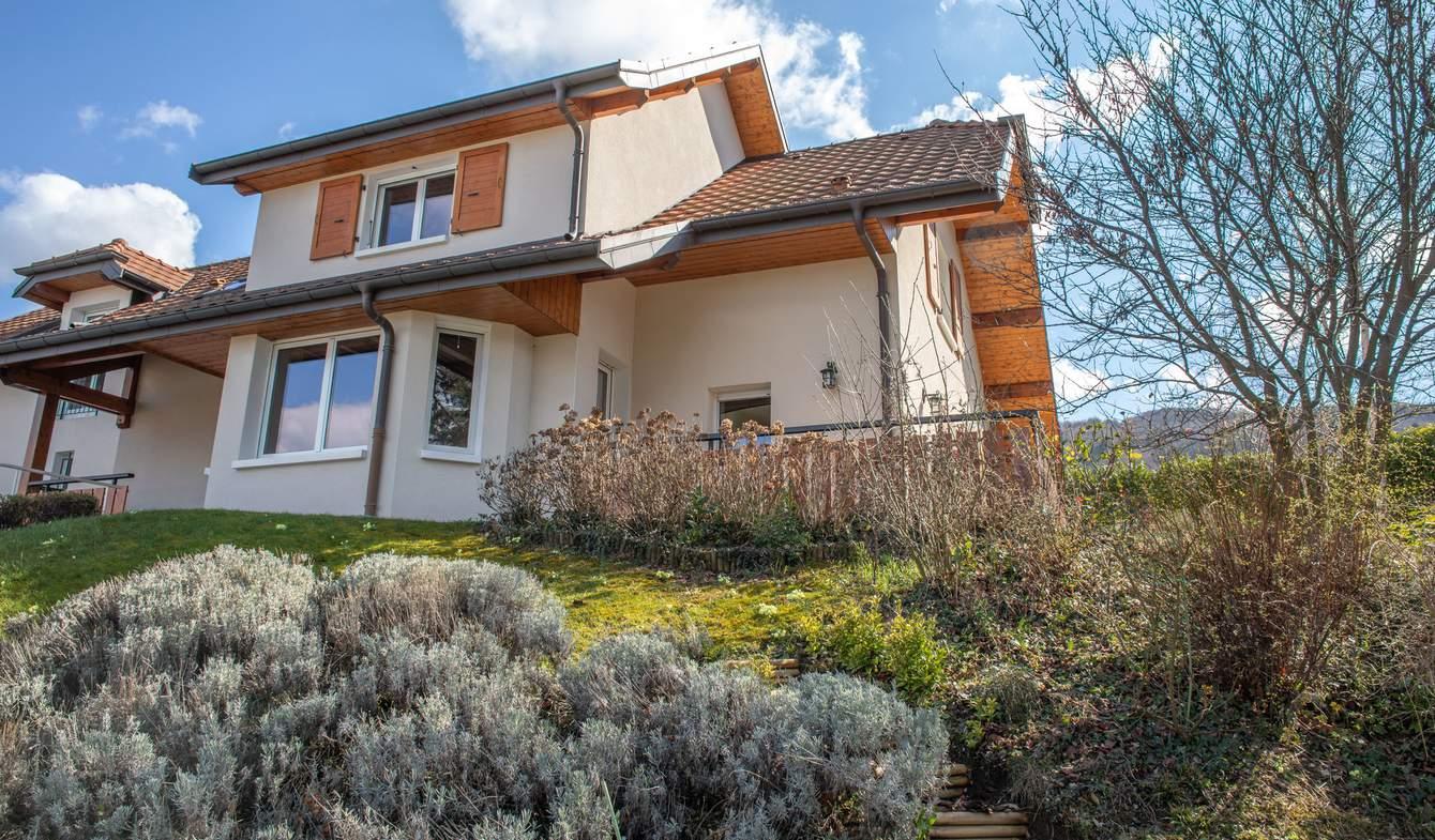 Maison avec terrasse Neuvecelle