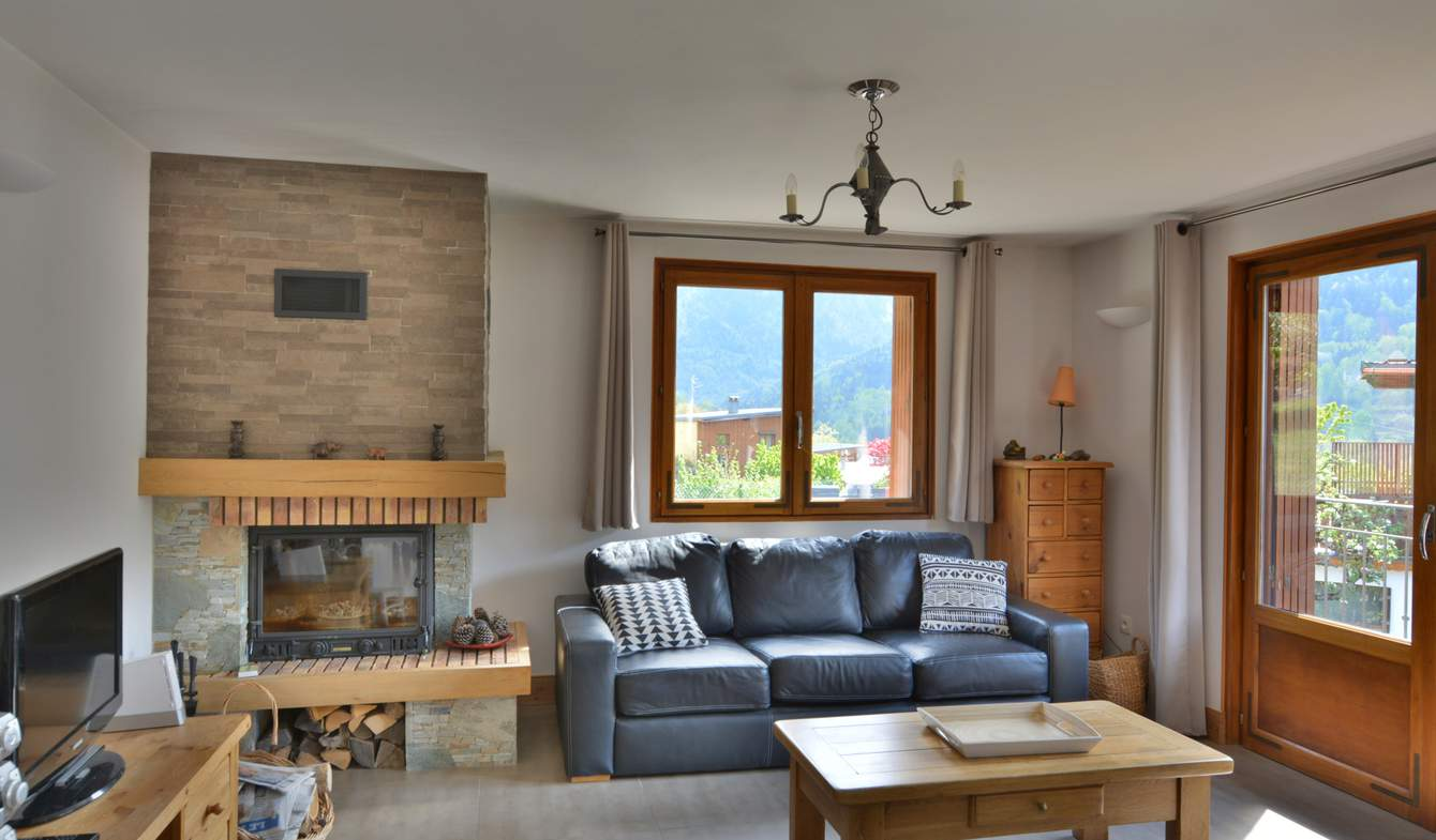 Appartement avec terrasse Bozel