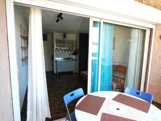 Vente studio 19,51 m2