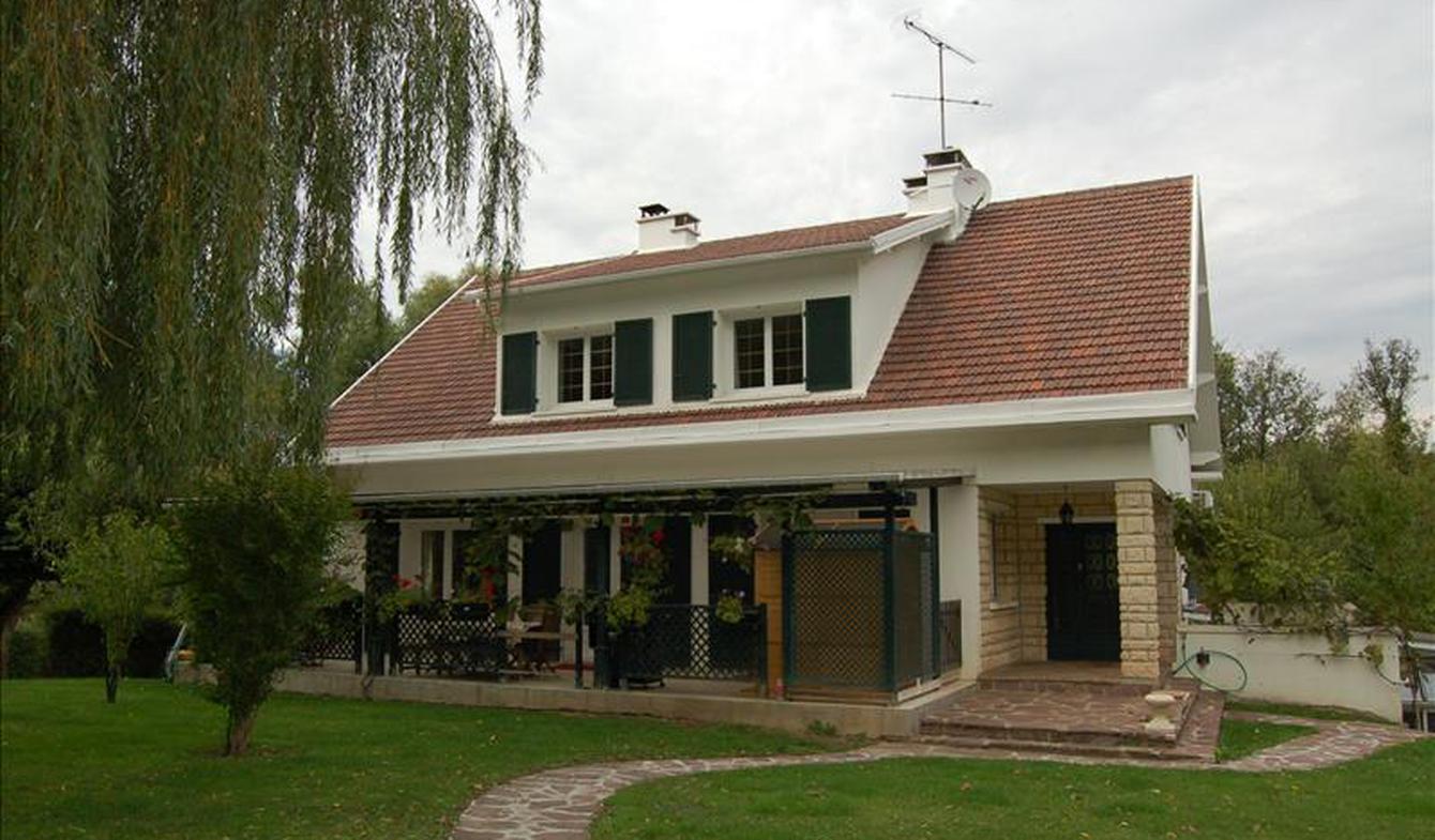 Maison Vallangoujard