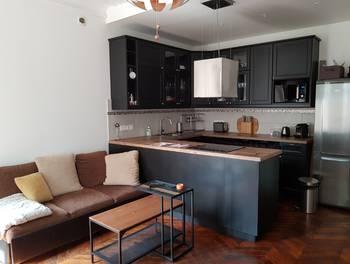 Appartement 2 pièces 42,79 m2