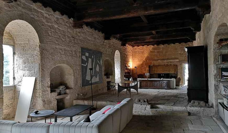 Château classé monument historique Pezenas