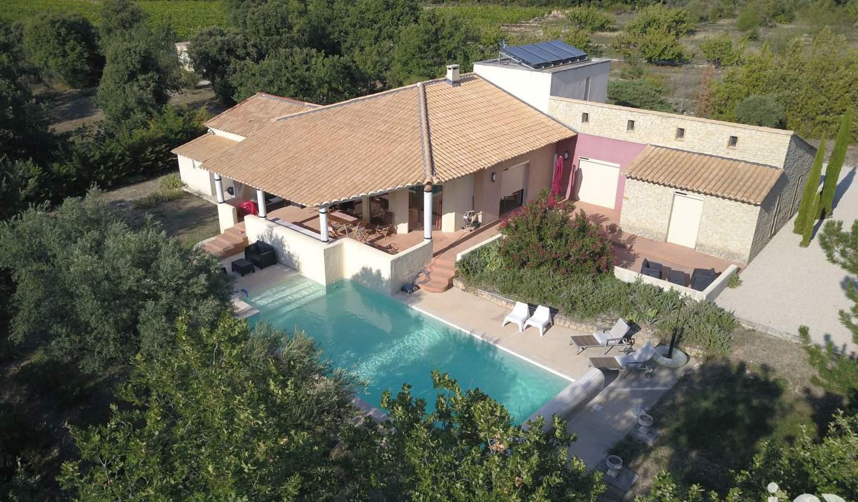 Maison avec piscine et terrasse Bédoin