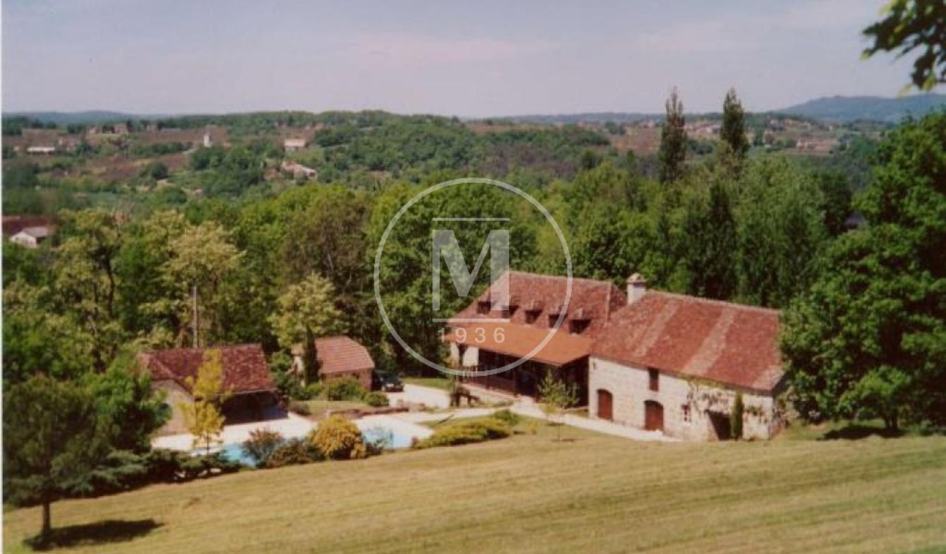 House with pool Brive-la-Gaillarde