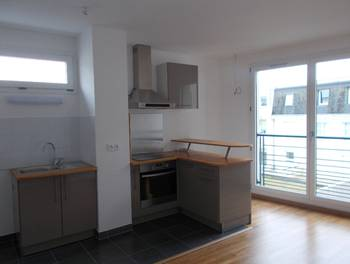 Appartement 2 pièces 44,41 m2