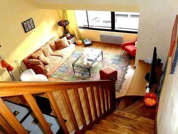Duplex 4 pièces 100 m2