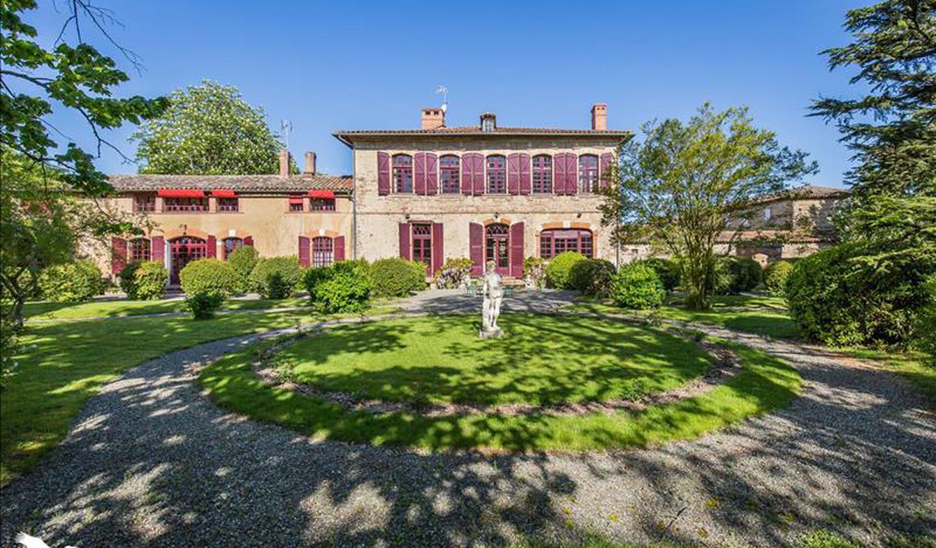 Maison Saint-Elix-le-Château