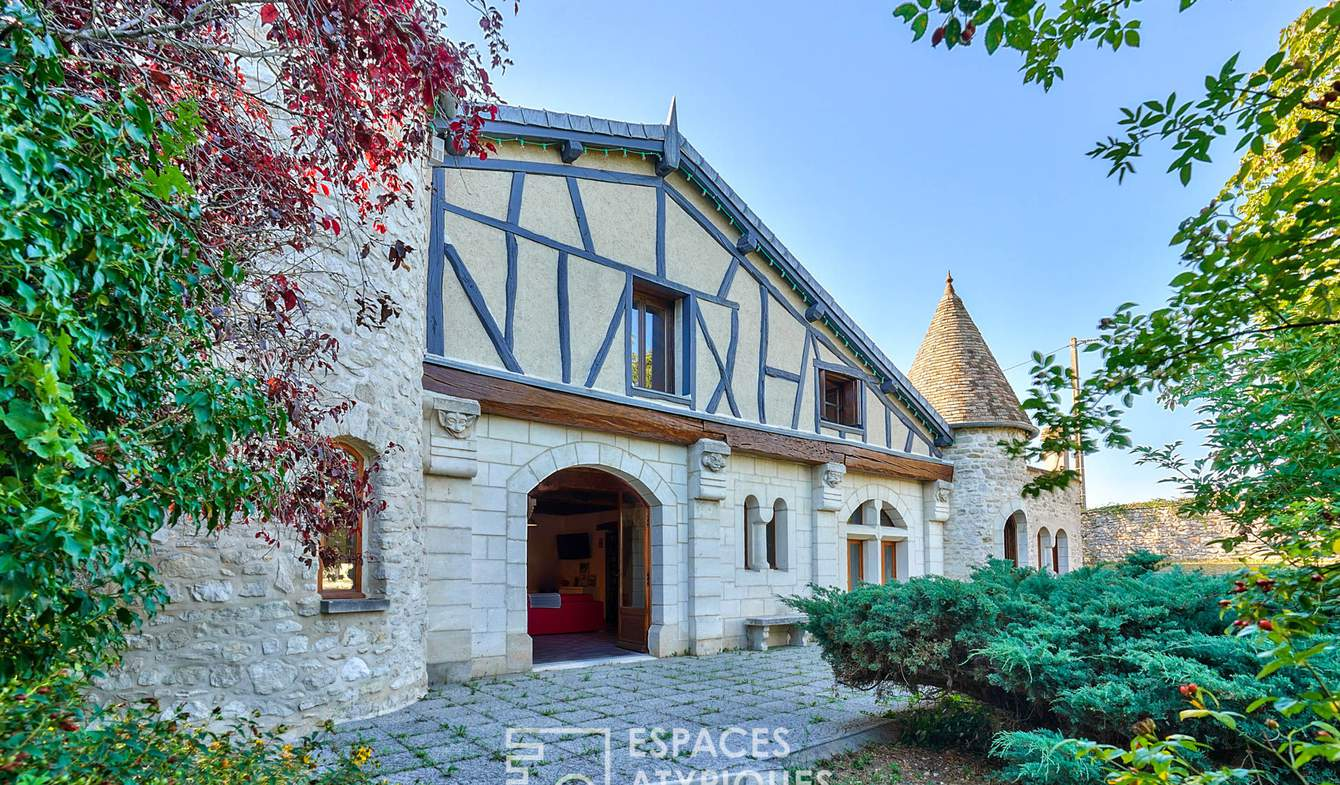 Maison avec terrasse Boissy-Mauvoisin