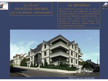 Appartement 2 pièces 50,27 m2