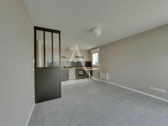 Vente appartement 3 pièces 57,28 m2