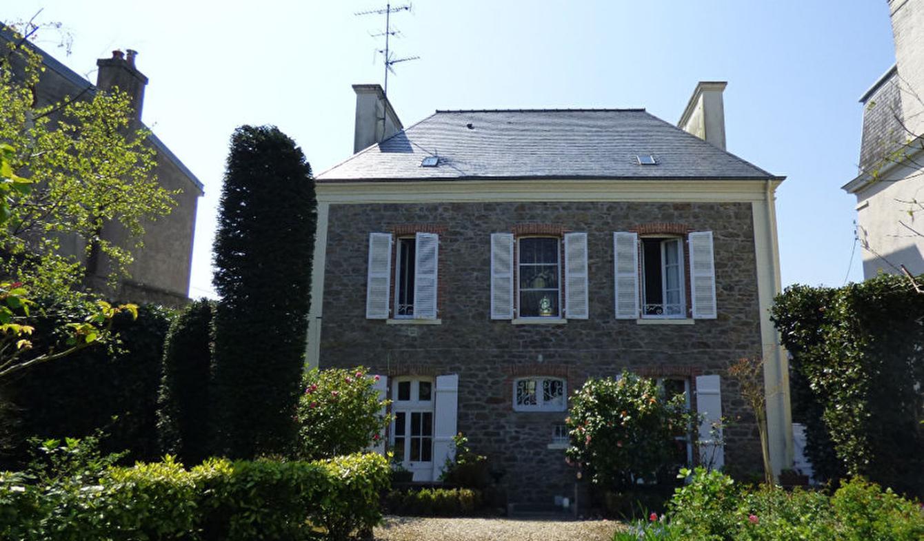 Maison avec terrasse Saint-Malo