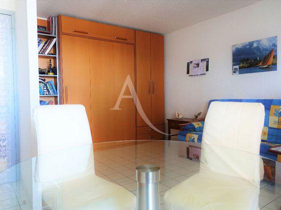 Vente studio 33,57 m2