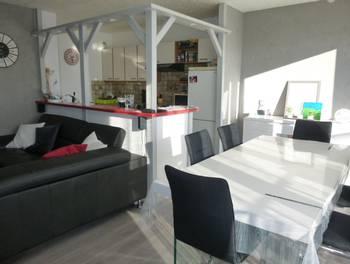 Appartement 4 pièces 78,24 m2
